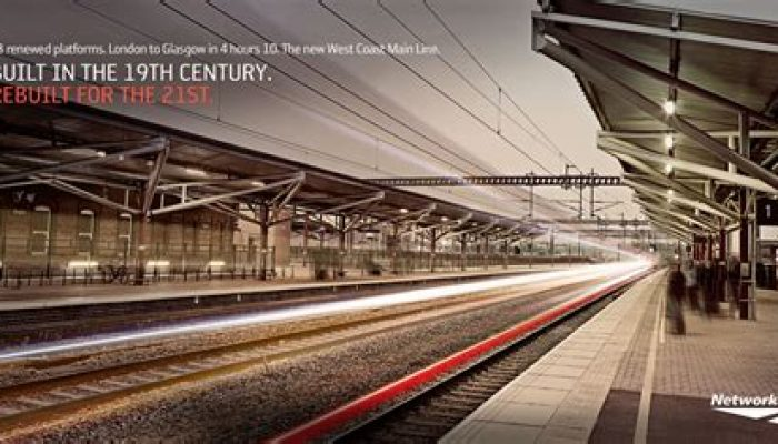 Network Rail Matrix Organisation Adopted