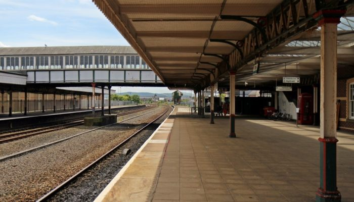 Poor rail services are a cause of deprivation